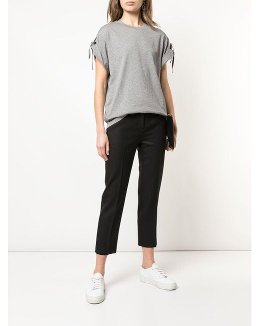 3.1 Phillip Lim ショートスリーブ Tシャツ Gray