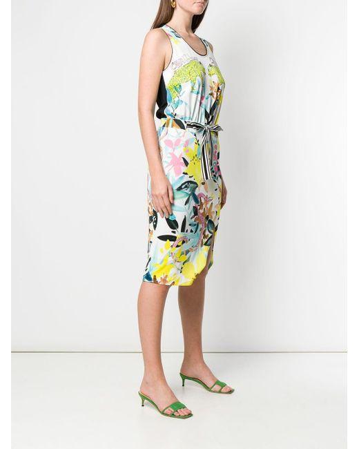 Class Roberto Cavalli Jungle プリント ドレス Multicolor