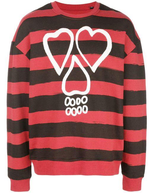 メンズ Haculla Unbalanced スウェットシャツ Multicolor