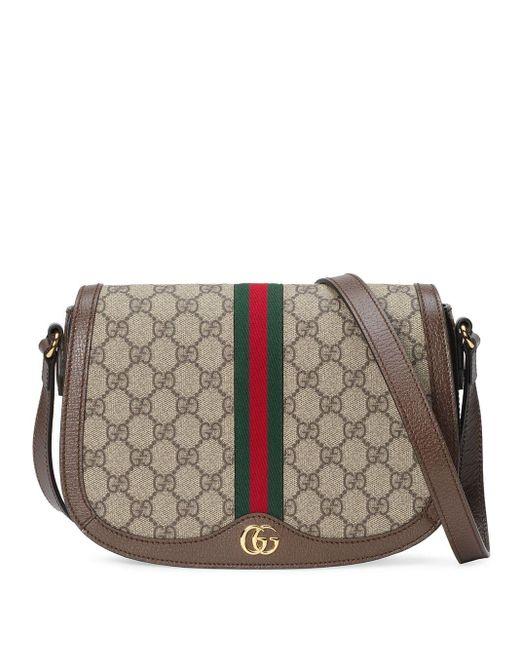 Gucci Ophidia Gg Supreme メッセンジャーバッグ Multicolor
