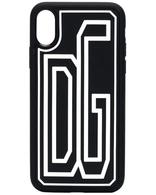 メンズ Dolce & Gabbana ロゴ Iphone X ケース Multicolor