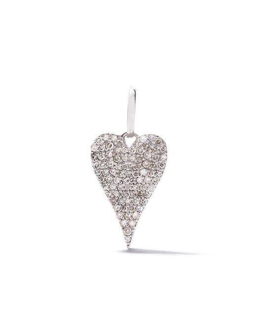 AS29 ダイヤモンド ペンダント 18kホワイトゴールド Multicolor