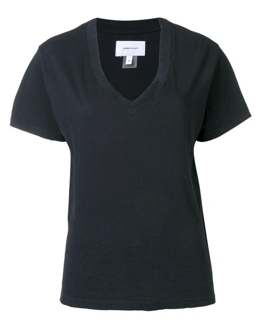 Current/Elliott Vネック Tシャツ Multicolor
