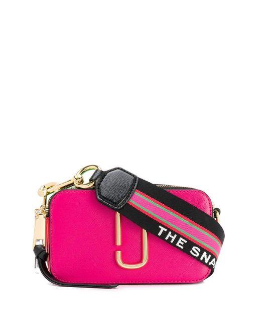 Marc Jacobs Snapshot カメラバッグ Pink