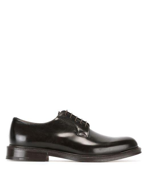 Ботинки 'spazzolato' Church's для него, цвет: Black
