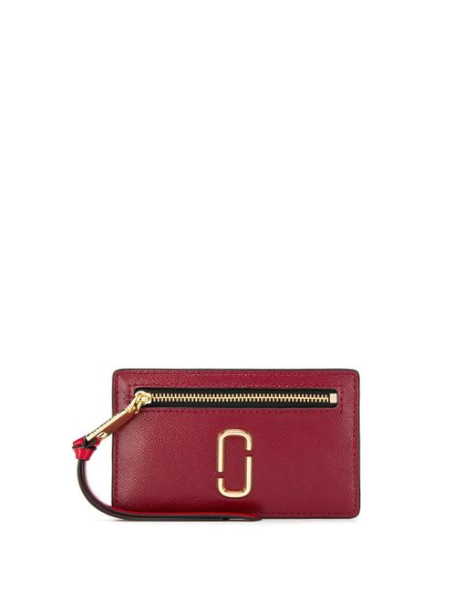 Marc Jacobs Snapshot カードケース Red