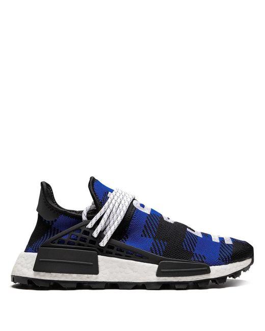 Adidas Originals Bbc Hu Nmd スニーカー Blue