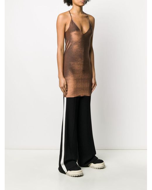 Rick Owens Lilies ロングライン トップ Multicolor