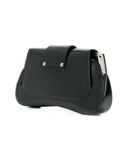 Bolso de hombro Sidonie Prada de color Black