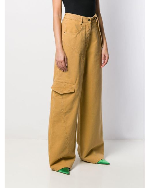 amazing selection new lower prices quality Jacquemus Denim Le Jean De Nîmes Jeans in Brown - Lyst