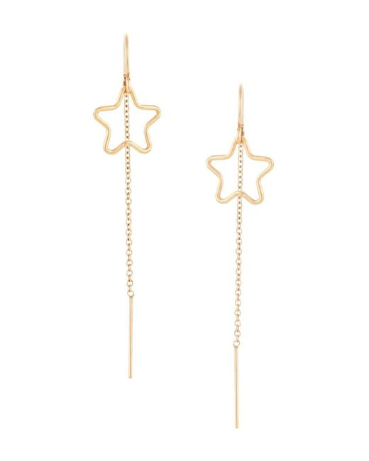 Серьги Star Petite Grand, цвет: Metallic