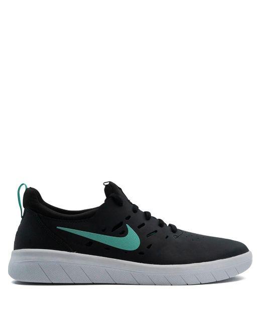 メンズ Nike Nyjah Free スニーカー Black