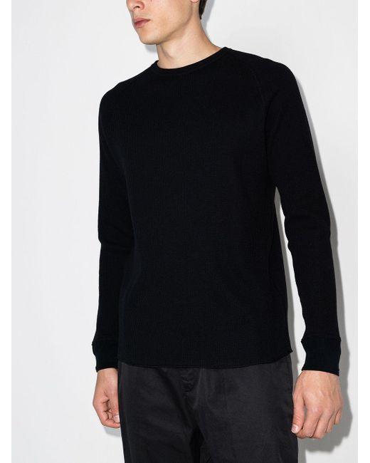 メンズ Beams Plus ワッフル Tシャツ Multicolor