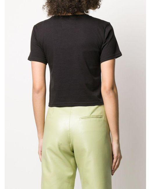 Simon Miller ロゴ Tシャツ Black