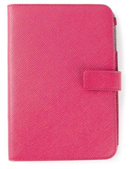Smythson   Pink Ipad Mini Case   Lyst