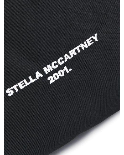 Stella McCartney ロゴ バックパック Black
