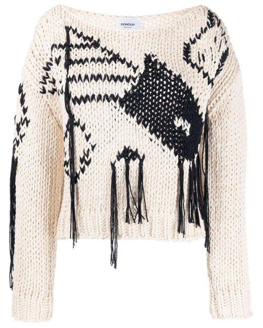 Dondup パネル セーター Multicolor