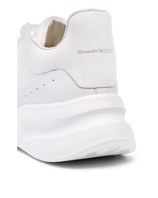 Alexander McQueen Runner スニーカー White