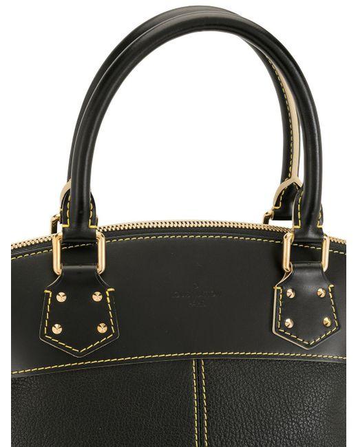 Сумка-тоут Lockit Pm 2009-го Года Louis Vuitton, цвет: Black