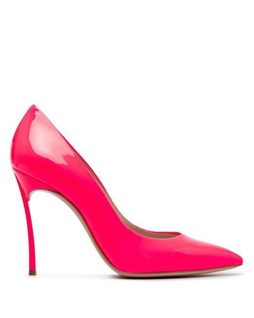 Casadei Blade パンプス Pink