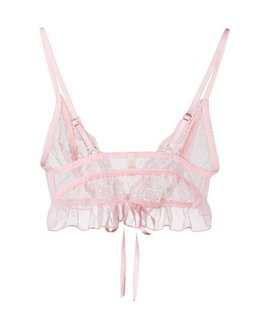 Myla Elm Row Bra Pink