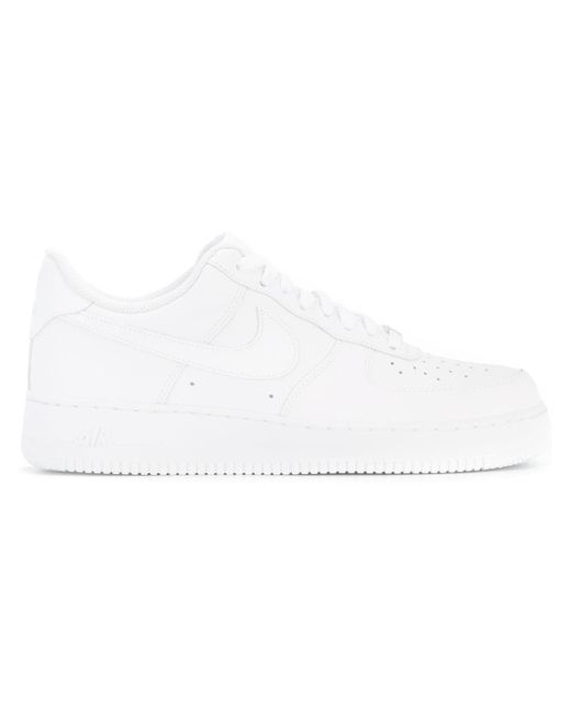 Nike White Air Force 1 '07 Sneakers