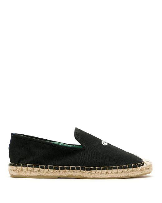 Blue Bird Shoes Espadrille Artsy Side Sarja Preto Black