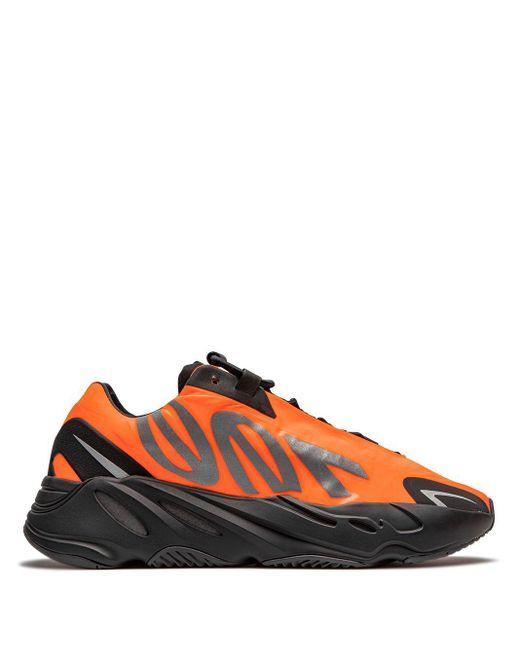 Кроссовки Yeezy Boost 700 Mnvn Orange Yeezy