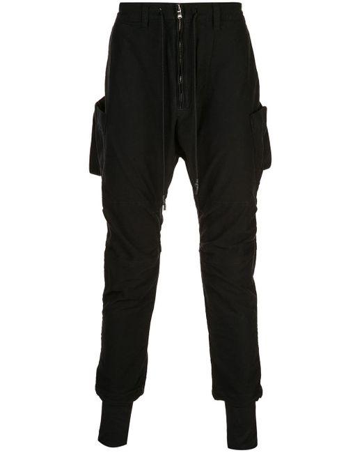 メンズ The Viridi-anne ジョガーパンツ Black