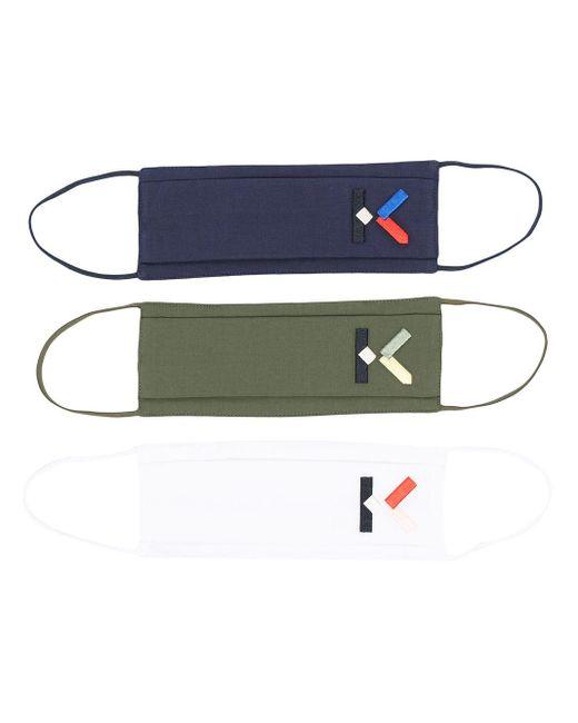 KENZO フェイスマスク セット Green