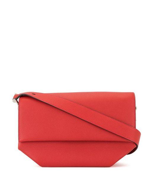 Сумка Через Плечо Opli 24 Pre-owned Hermès, цвет: Red