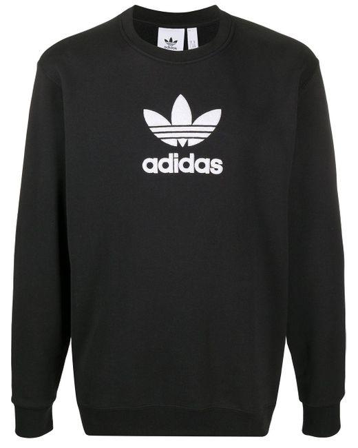 Adidas Premium Sweatshirt in Black für Herren