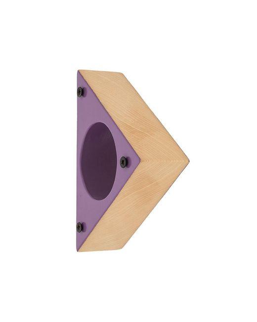 Corto Moltedo トライアングル バングル Purple
