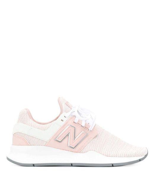 New Balance 247 スニーカー Pink