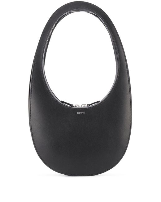 Coperni Black Hobo Shoulder Bag