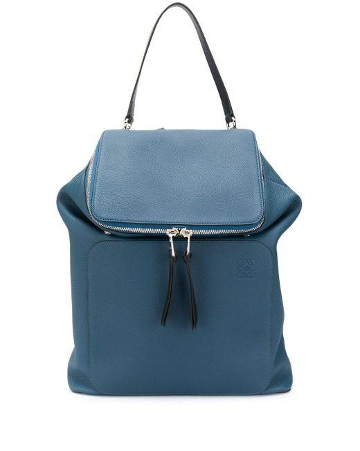 メンズ Loewe Goya バックパック Blue