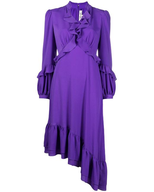 Diane von Furstenberg Jill ドレス Purple