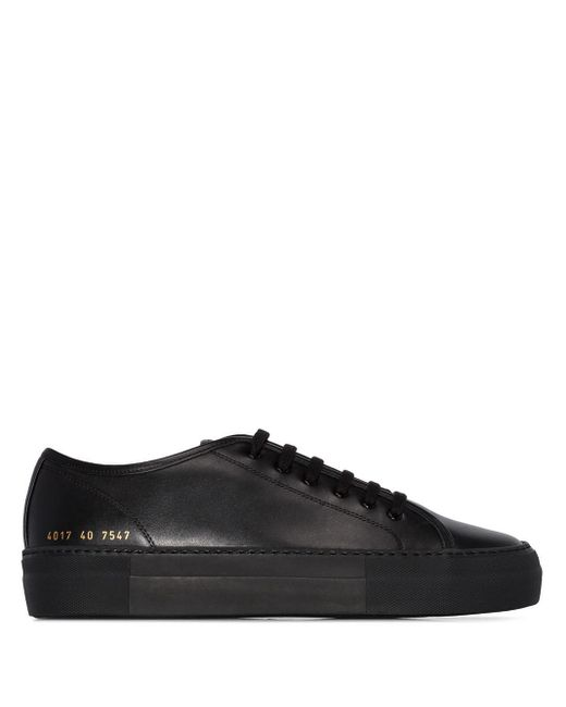 Common Projects Tournament スニーカー Black
