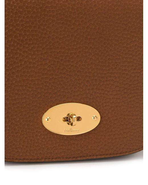 Сумка-сэтчел Mulberry, цвет: Brown