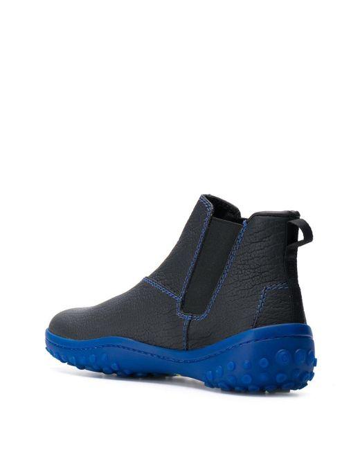 Car Shoe Klassische Stiefel in Black für Herren