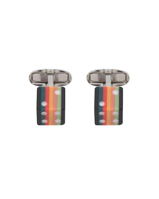 Запонки В Виде Кубиков Paul Smith для него, цвет: Multicolor