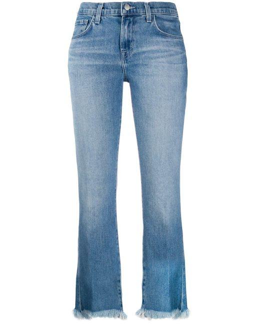 J Brand Selena パンツ Blue