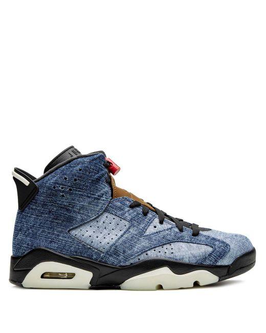メンズ Nike Air 6 スニーカー Blue