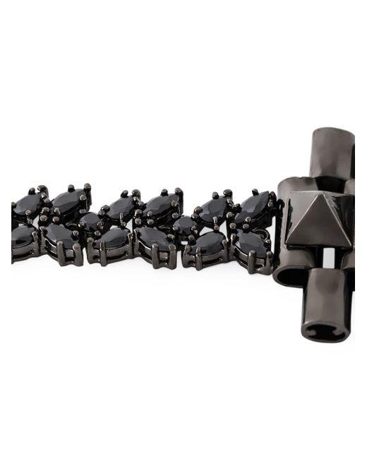 Iosselliani 'black On Black Memento' Bracelet
