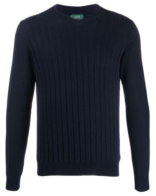 メンズ Zanone セーター Blue