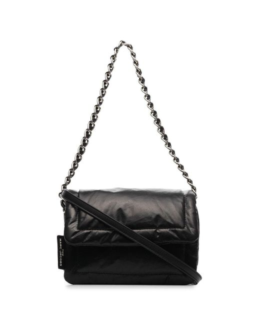 Marc Jacobs The Mini Pillow バッグ Black
