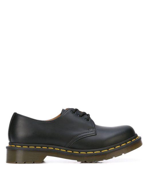 Dr. Martens 1461 Smooth Shoes Black
