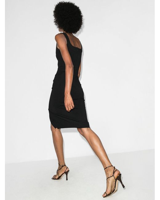 Dolce & Gabbana ジャージー ドレス Black
