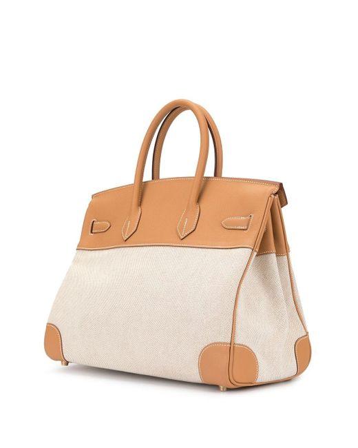Hermès バーキン 35 ハンドバッグ Multicolor