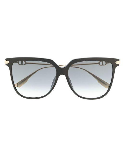 Солнцезащитные Очки С Затемненными Линзами Dior, цвет: Black